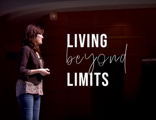 Living Beyond Limits: Amy Purdy