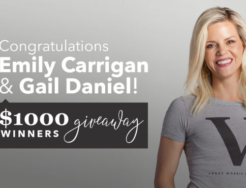 Congratulations to Emily Carrigan and Gail Daniel!!