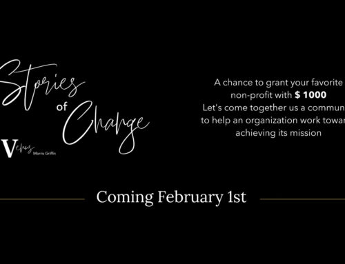Stories of Change by Venus Morris Griffin